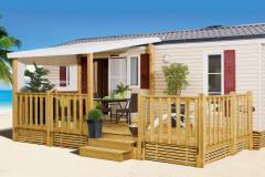 Terrasse-bois-Clairval-residentielle-Vancouver-profondeur-2m60-couverte-option-toile-PVC-cote